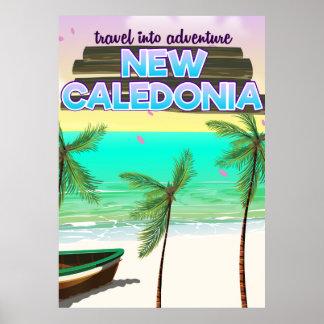 Pôster Cartaz novo do viagem na aventura de Caledon