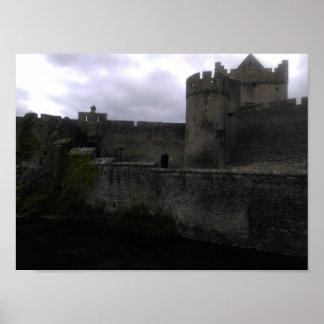 Pôster Castelo do conto de fadas