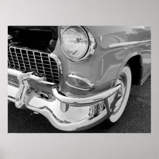 Poster clássico de Chevy