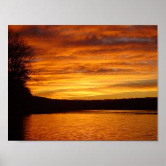 Poster Crepúsculo do Shawnee
