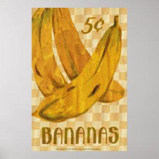 poster da banana