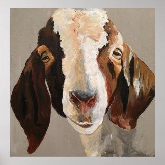 Poster da cabra