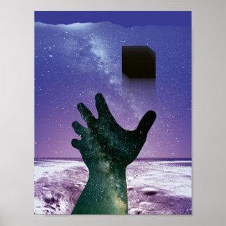 Poster da caixa do deus