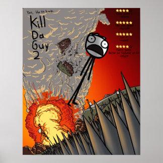 Poster da cara 2 da Dinamarca do matar Pôster