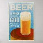 Poster da cerveja