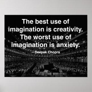 Poster da imaginação