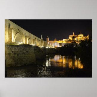 Poster da Mesquita Catedral de Córdoba