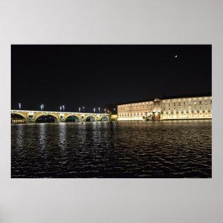 Poster da Ponte Romana de Toulouse Pôster