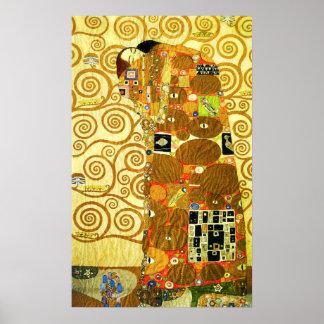 Poster da realização de Gustavo Klimt