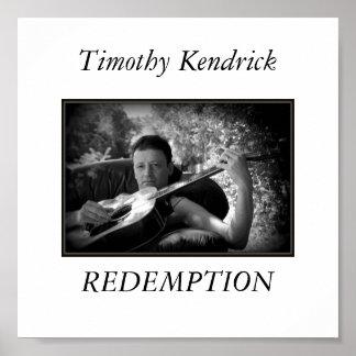 Poster da REDENÇÃO de Timothy Kendrick Pôster