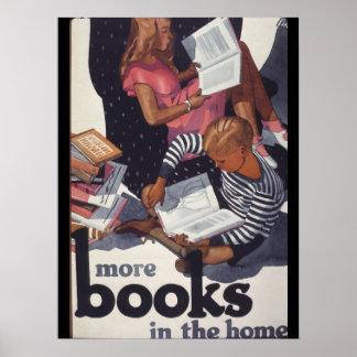 Poster da semana de livro de 1929 crianças