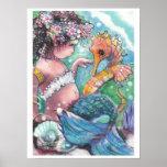 """""""Poster da sereia das descobertas novas"""""""