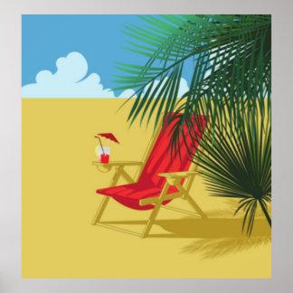 Poster das fantasias do verão