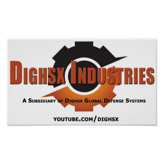 Poster das indústrias de Dighsx