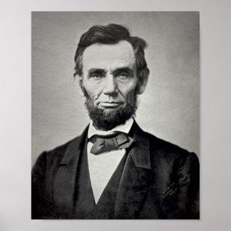 Poster de Abraham Lincoln Pôster