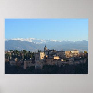 Poster de Alhambra