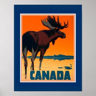 Poster de Canadá