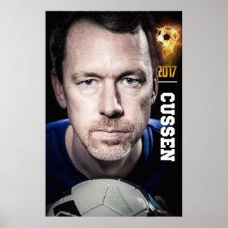 Poster de Cussen do treinador