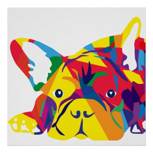 Poster de Frenchie