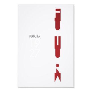 Poster de Futura Impressão De Foto