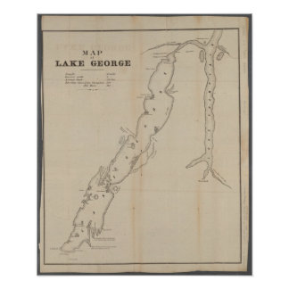 Poster de George do lago