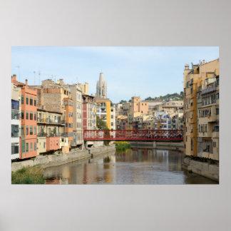 Poster de Girona (Gerona)