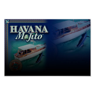 Poster de Havana Mojito Pôster