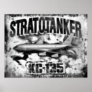 Poster de KC-135 Stratotanker