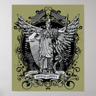 Poster de Libertas Pôster