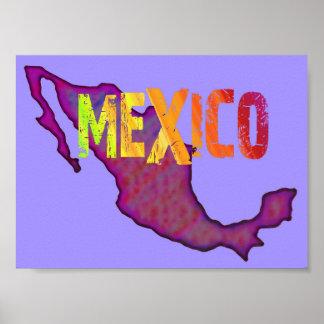 Poster de México