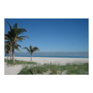 Poster de Miami Beach