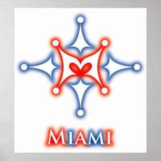Poster de Miami Pôster