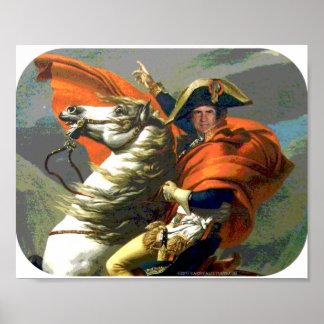 Poster de Napoleon Bonaparte