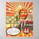 Poster de Obama -