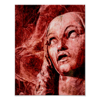 Poster de Ophelia do tresvario (Seies) (Hamlet)