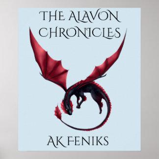 Poster de Ouroboros do dragão de Alavon