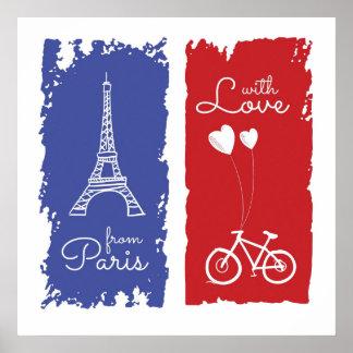 Poster De Paris com amor