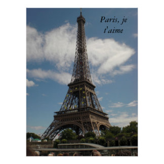 Poster de Paris Pôster
