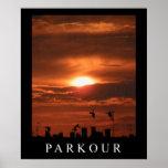 Poster de Parkour