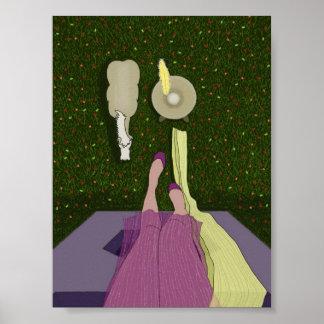 Poster de Rapunzel Instagram