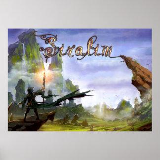 Poster de Siralim (tela do título)