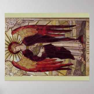 Poster de Uriel do arcanjo