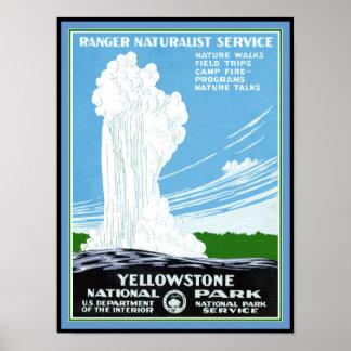 Poster de Yellowstone