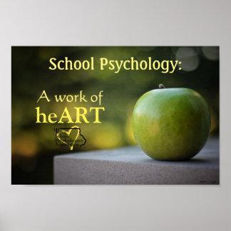 Poster definido psicologia da escola de Iowa