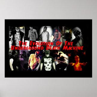Poster desagradável de Jason