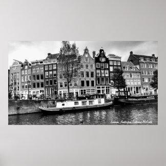 Pôster Distrito de Jordaan, Amsterdão
