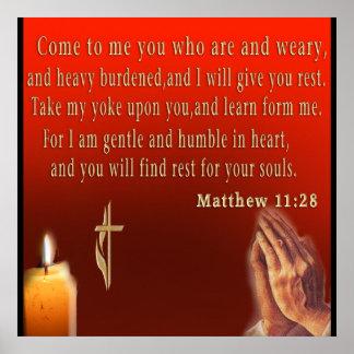 Poster do 11:28 de Matthew