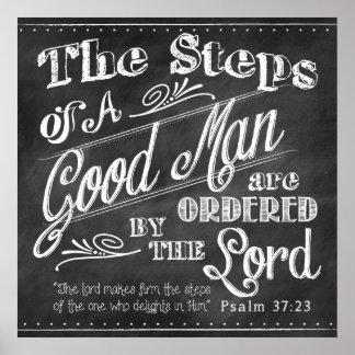 Poster do 37:23 do salmo pôster