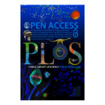 Poster do acesso aberto