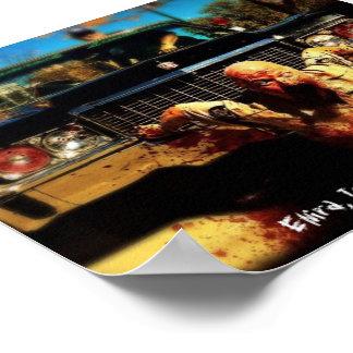 Poster do assassino do zombi pôster